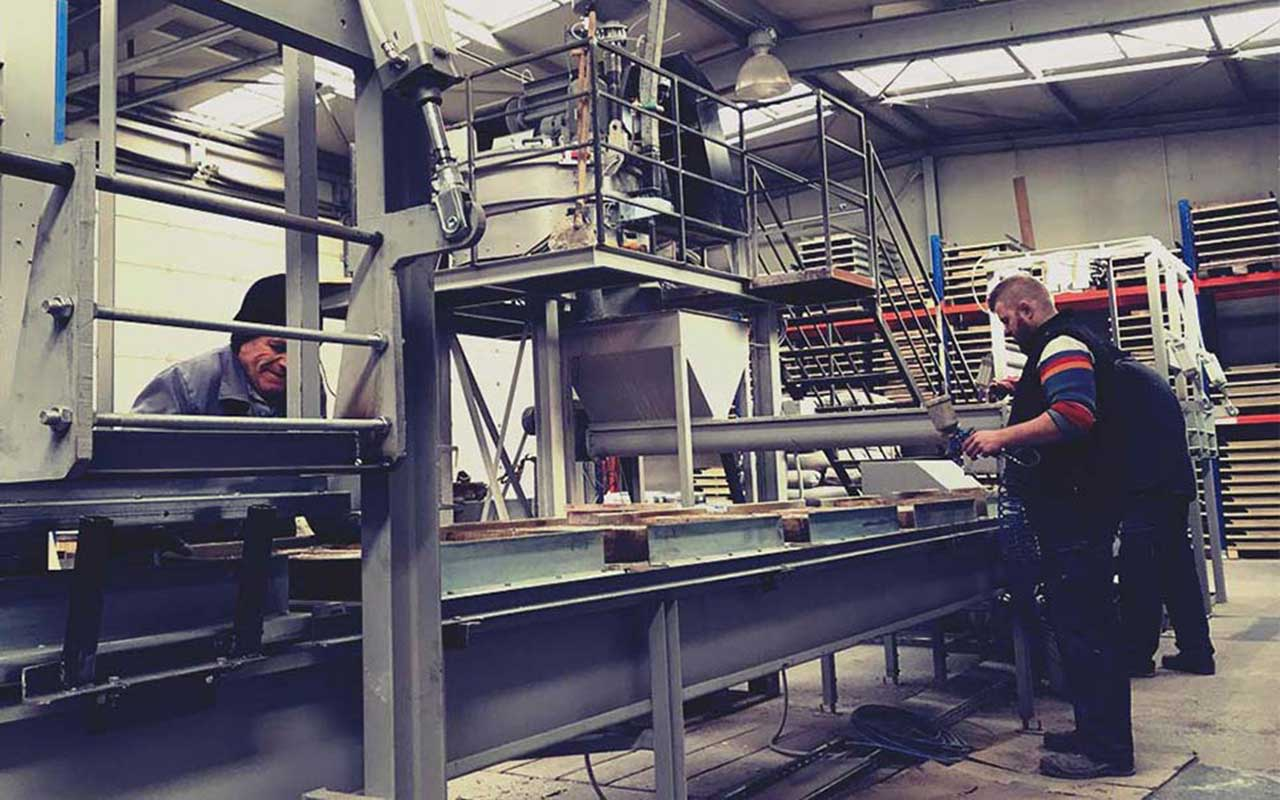 slika rustik kamen automatizirane proizvodnje