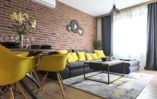 model dekorativne opeke rustica interijer